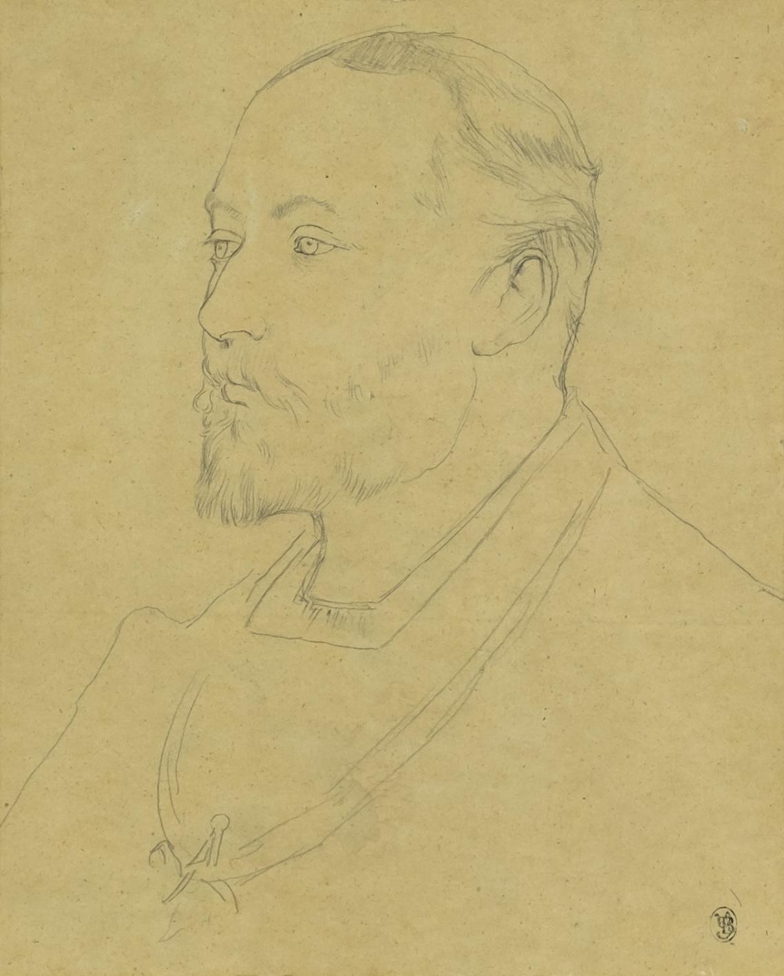 Portrait du Prince de Galles, 1879