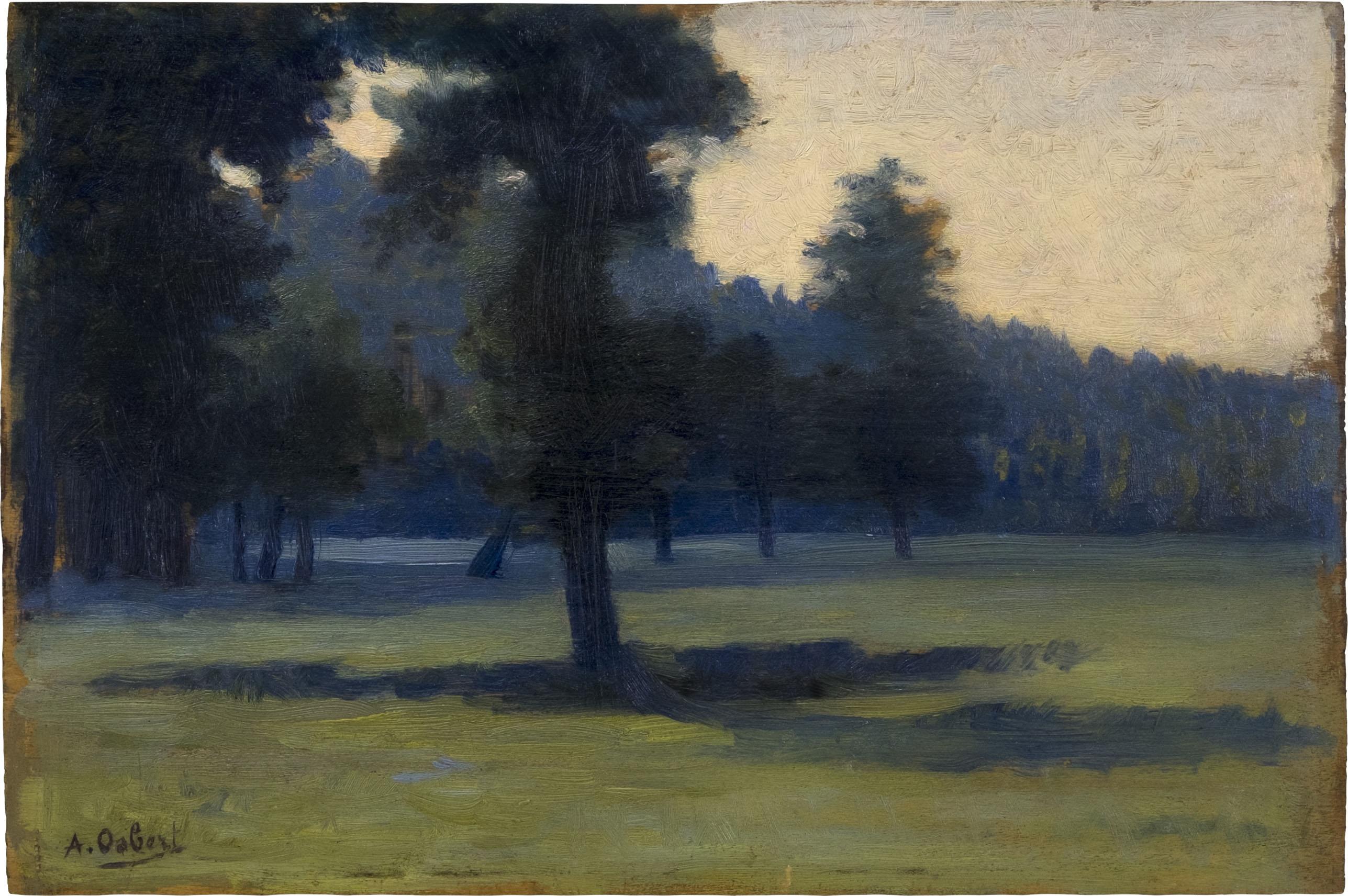 Paysage, 1895
