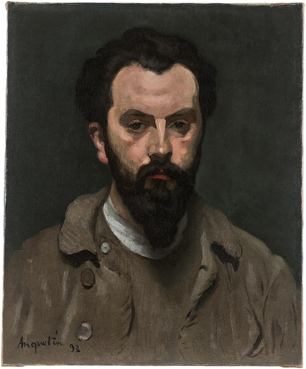 Portrait d'Arsène Alexandre (1859-1937)